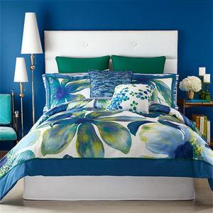 Watercolor Bloom Blue