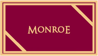 Comforters and Bedding by Monroe