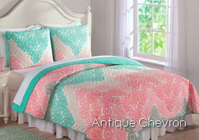 Antique Chevron
