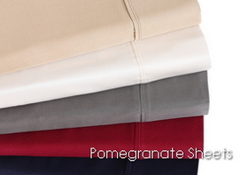 Vince Camuto 300TC Sup Soft Pomegranate Sheets