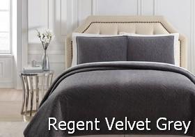 Charisma Regent Velvet Grey