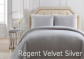 Charisma Regent Velvet Silver