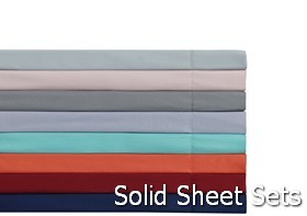 Laura Hart Kids Solid Sheet Sets