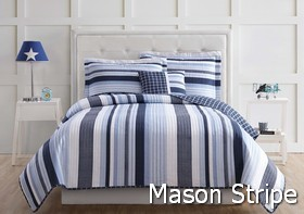 Laura Hart Kids Mason Stripe