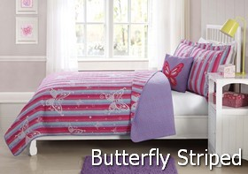 Laura Hart Kids Butterfly Striped