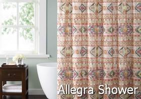 Style 212 Allegra Shower Curtain