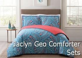 Style 212 Jaclyn Geo Comforter Sets