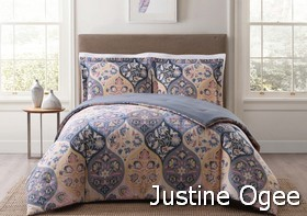 Style 212 Justine Ogee Comforter Sets