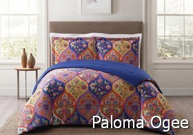 Style 212 Paloma Ogee Comforter Sets
