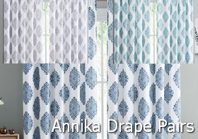 Truly Soft Annika Drape Pairs