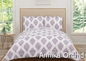 Truly Soft Annika Orchid Comforter Sets