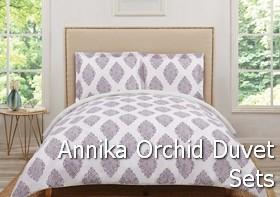 Truly Soft Annika Orchid Duvet Sets