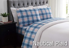 Truly Soft Everyday Nautical Plaid