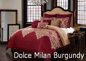 V1969 Dolce Milan Burgundy