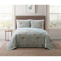 Style 212 Bedford Blue Quilt Sets