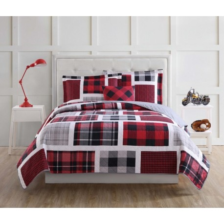 Laura Hart Kids Buffalo Plaid