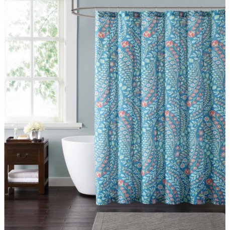 Style 212 Jaclyn Geo Shower Curtain