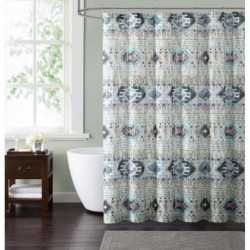 Style 212 Simone Tribal Shower Curtain