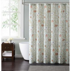 Style 212 Bedford Blue Shower Curtain