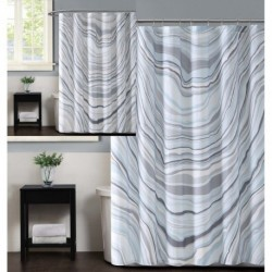 Vince Camuto Valero Shower Curtain