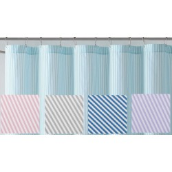 Truly Soft Everyday Stripe Shower Curtain